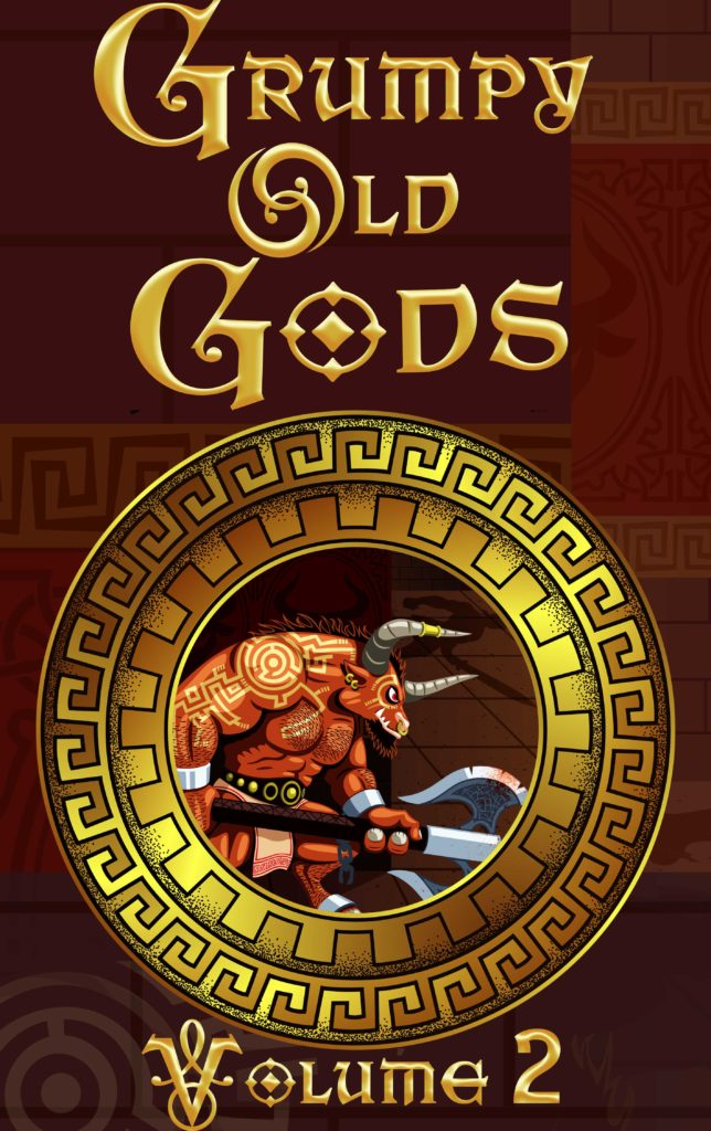 Grumpy Old Gods Launch