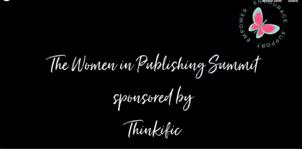 Women In Publishing: