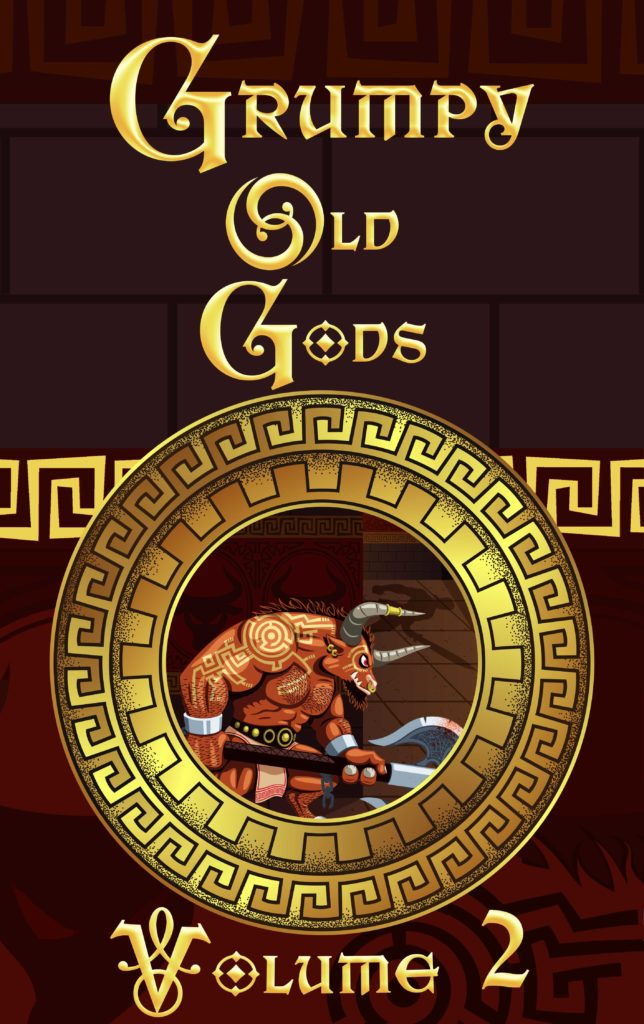 Laurie Hicks Game Night Meet the Authors of Grumpy Old Gods V.2