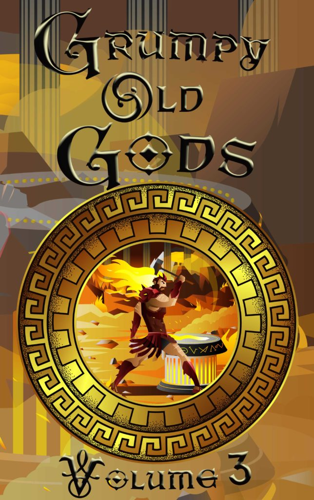 Lyssa Medana Meet The Authors of Grumpy Old Gods Volume 3