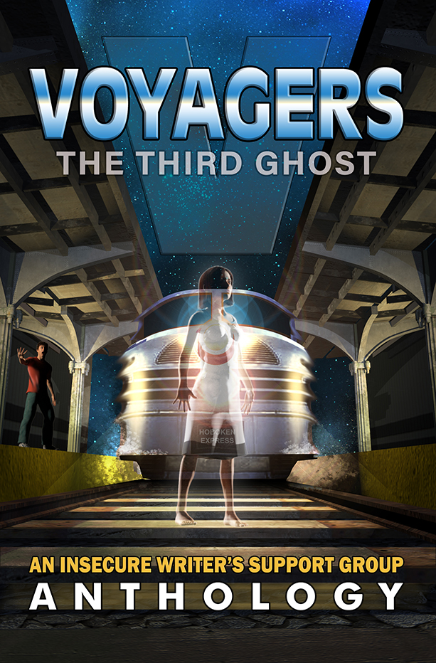 Voyager The Third Ghost An IWSG Anthology: Why Write Short Stories!